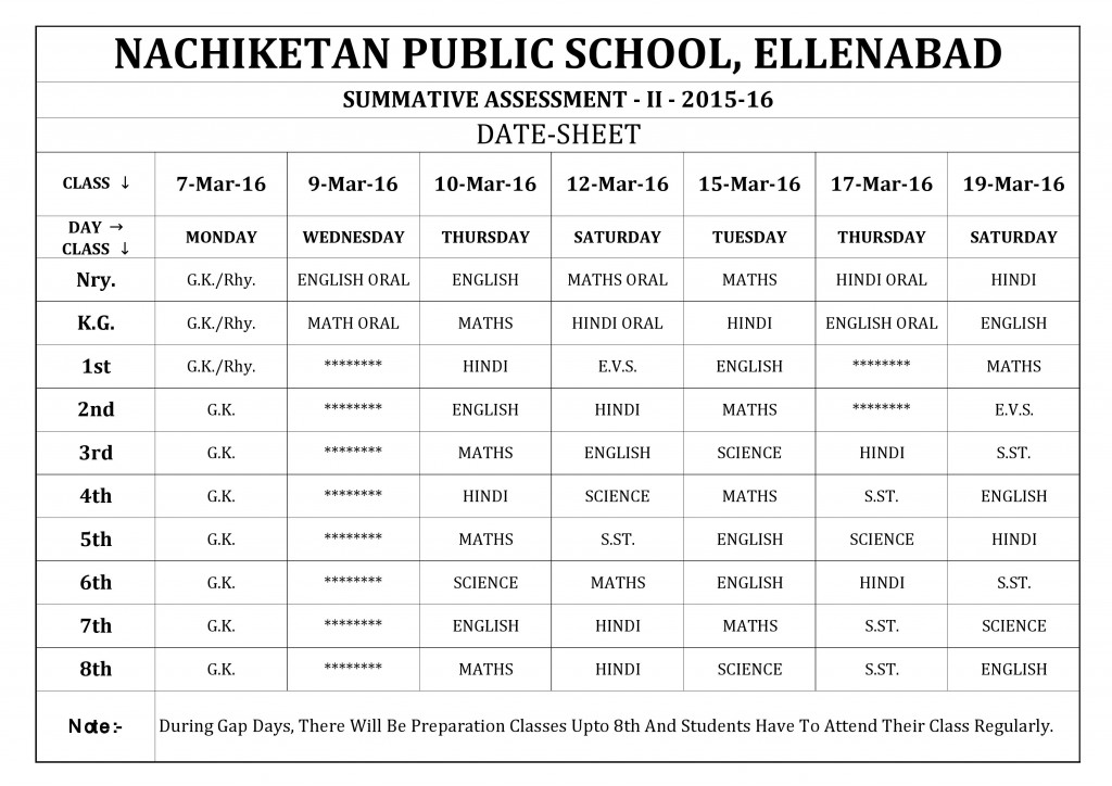 Date Sheet - Nry to 8th-page-001